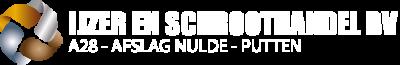 logo ijzer en schroothandel scherpe prijzen