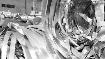 afbeelding aluminium ijzer en schroothandel